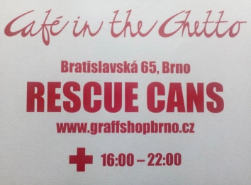 RESCUE CANS!