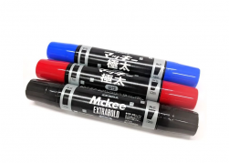 Mckee Zebra Pen 50911 Twin Tip 17mm