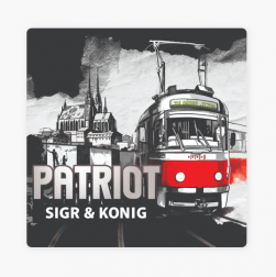 SIGR & KONIG - PATRIOT CD
