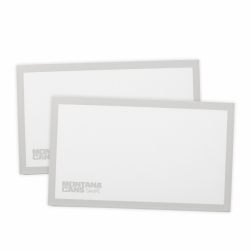 Montana Eggshell Stickers White
