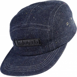 Mr. Serious Zip Cap