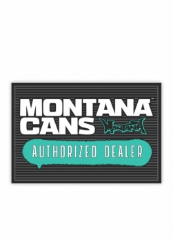 Montana Cans - Authorised Dealer - Rohožka