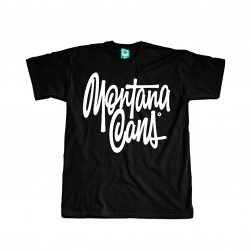Montana Cans T-Shirt by Shapiro