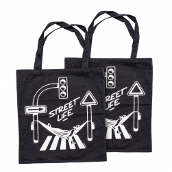 Montana bag - Street Life - by Form76 black