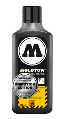 Molotow Transformer Dripstick Edition Refill 250ml