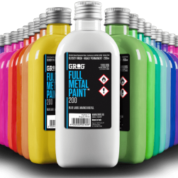 Grog Full Metal Paint Refill 200ml