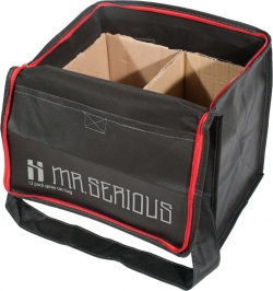 Mr. Serious 12x can bag,
