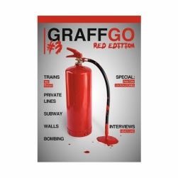Graffgo 3 RED EDITION
