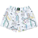 LOUSYLIVING UNDERPREURE BOXERS