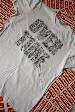 c09a21de579 OVERTIME tričko by YUDOE06